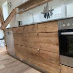 Altholz-Küche