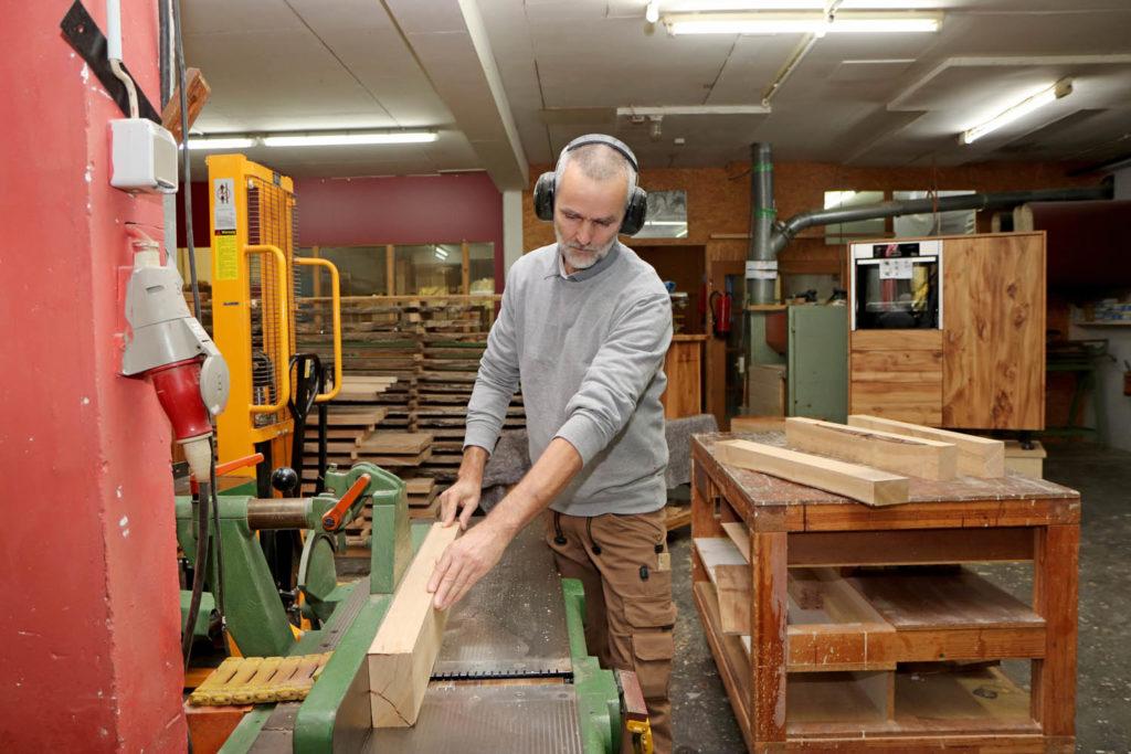 Erfahrung und Tradition im Tischlerhandwerk
