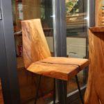 Vollholzz-Stuhl